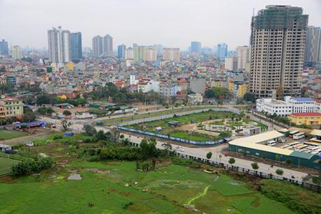 Vốn ngoại đổ vào thị trường bất động sản tăng mạnh