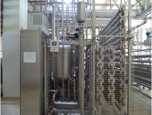Sản xuất sữa bột với thiết bị hiện đại và công nghệ sản xuất tiên tiến