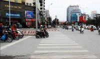 """Tản mạn về """"văn hóa giao thông"""": Chuyện cái vạch dừng (Bài 2)"""