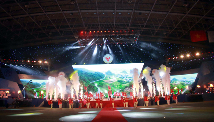 Bế mạc Đại hội Thể thao toàn quốc lần thứ VIII năm 2018