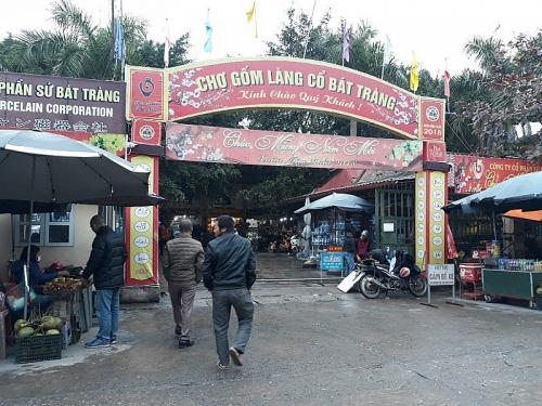 Bát Tràng, Gia Lâm: Điểm sáng phát triển làng nghề xanh, sạch