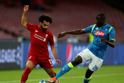Liverpool - Napoli: Vực thẳm cách một bước chân