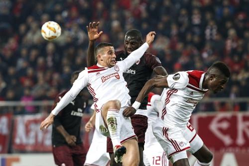 Olympiacos 3-1 AC Milan: Ngày buồn của Rossoneri