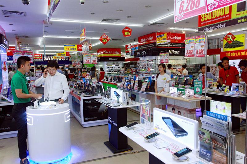 Tháng khuyến mại Hà Nội 2018: Kích cầu tiêu dùng cuối năm
