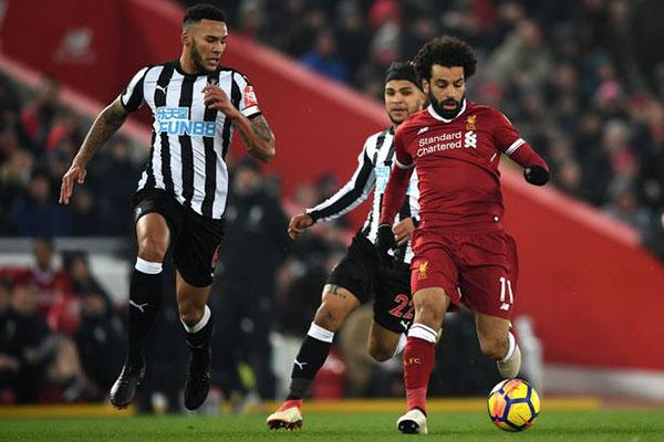 Liverpool - Newcastle: Không thể cản nổi 'The Kop'