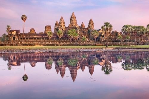 10 nơi cảnh đẹp hàng đầu Campuchia thu hút du khách