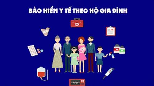 Năm 2019: Thay đổi mức đóng BHYT theo hộ gia đình