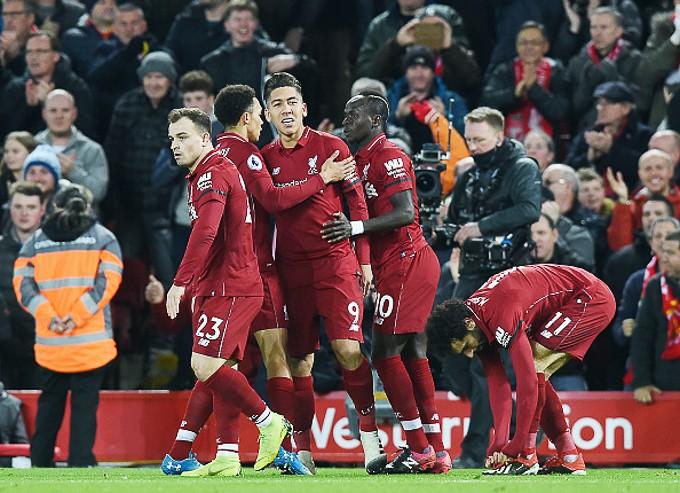 Liverpool 5-1 Arsenal: Đè bẹp 'pháo thủ', Liverpool vững vàng trên 'đỉnh'
