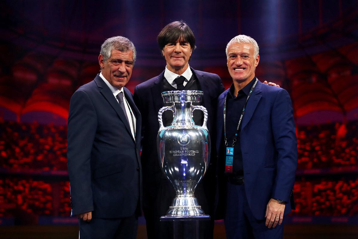 Bốc thăm Euro 2020: Bảng tử thần gọi tên Pháp, Đức, Bồ Đào Nha
