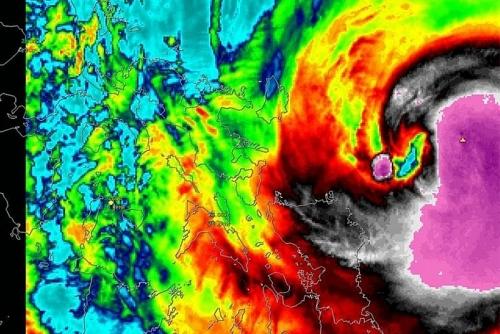 Dự báo thời tiết 4/12: Thời tiết biển xấu do bão số 7 Kammuri 'chồng' lạnh