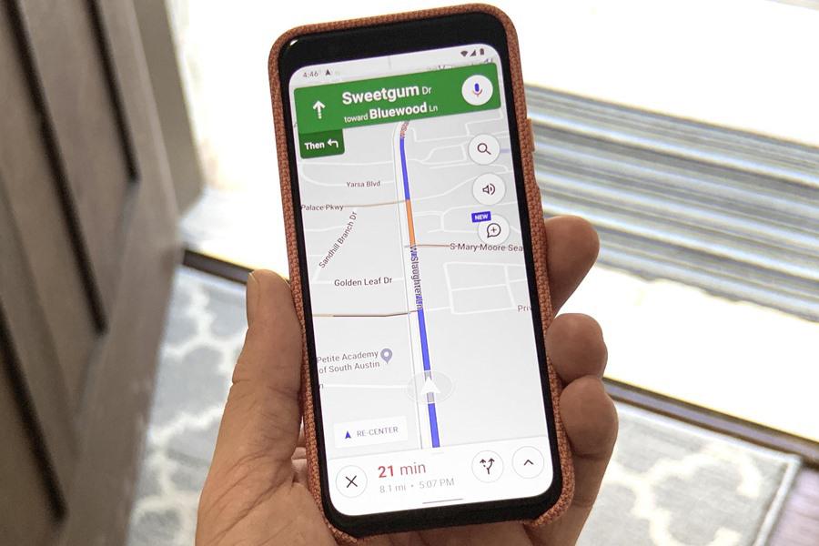 Cách kích hoạt chế độ dẫn đường về nhà của Google Maps