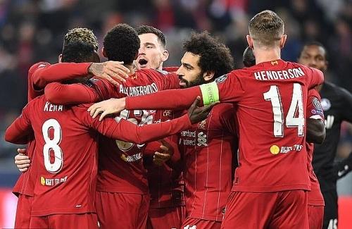 Salzburg 0-2 Liverpool: The Kop giành vé vào vòng knock-out