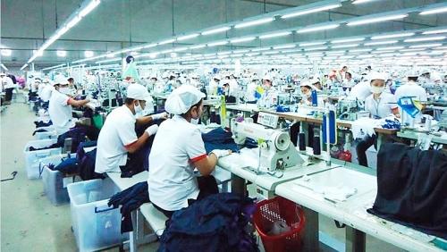 Ngành Dệt may và kỳ vọng xuất khẩu 100 tỷ USD