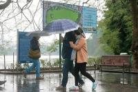 Đón không khí lạnh, Hà Nội mưa rét, nhiệt độ giảm sâu