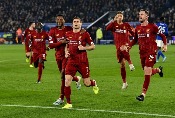 Leicester 0-4 Liverpool: Đẳng cấp vượt trội