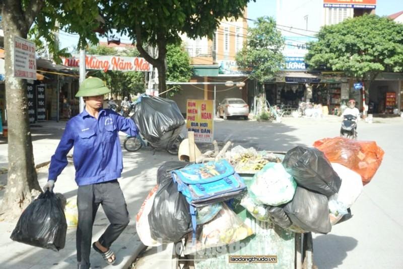 Hiệu quả mô hình phân loại rác thải nhựa tại nguồn