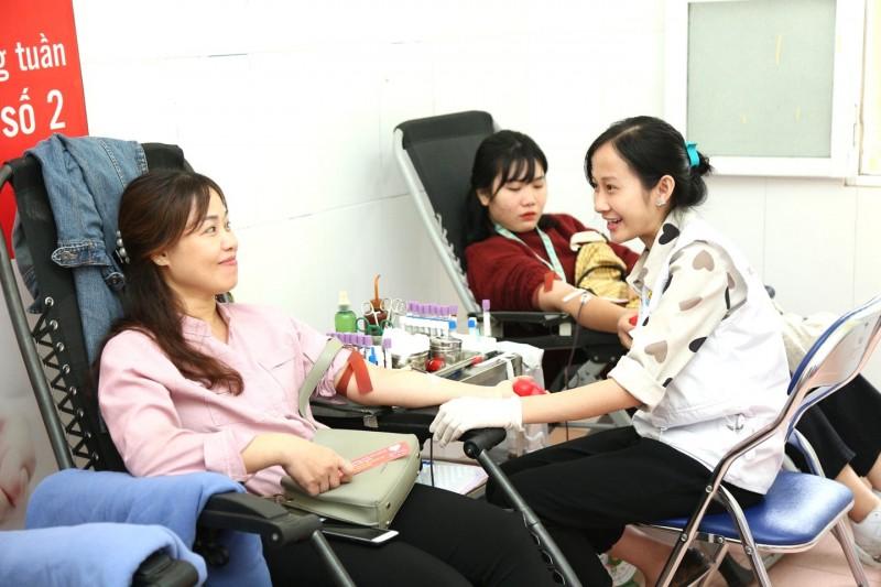 Khắc phục tình trạng khan hiếm máu điều trị dịp Tết