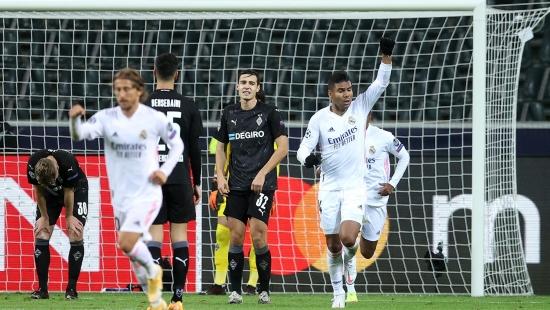 Real Madrid - Gladbach: Thể hiện đẳng cấp