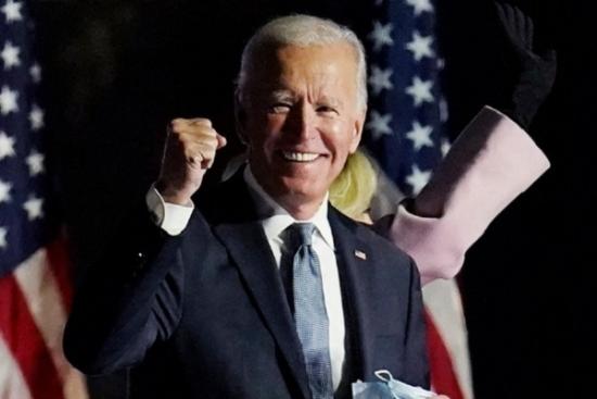 Ông Joe Biden chính thức được xác nhận thắng cử