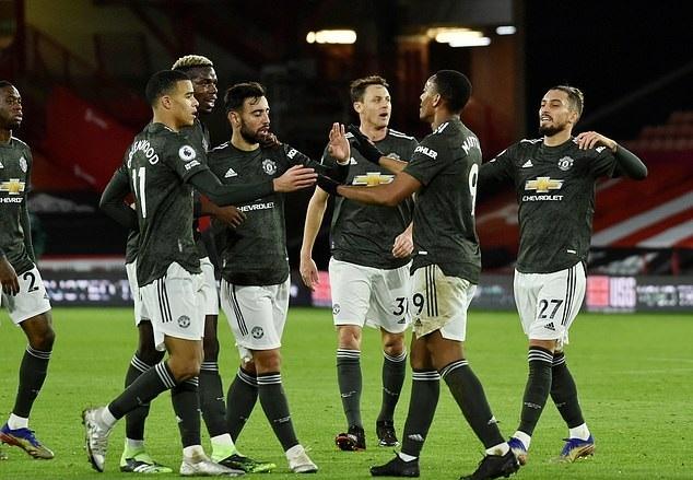 Sheffield Utd 2-3 M.U: Hàng công bùng nổ,