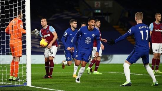 Chelsea 3-0 West Ham: Tìm lại niềm vui chiến thắng