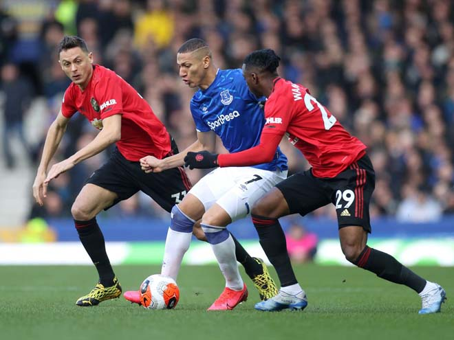 Everton - Man Utd: