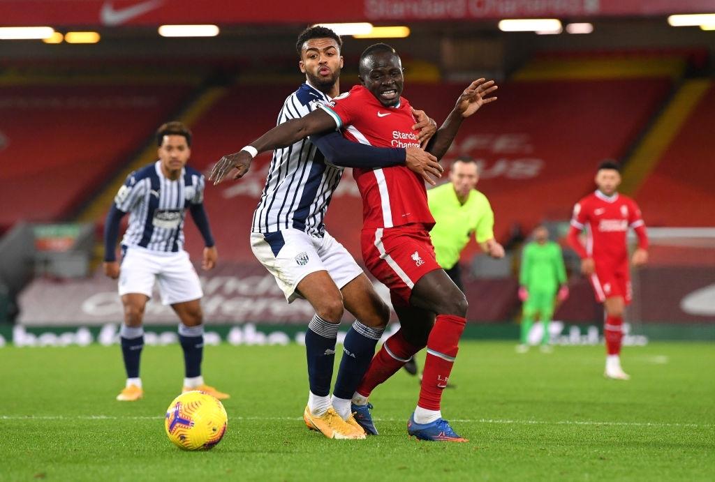 Liverpool 1-1 West Brom: Chia điểm đáng tiếc