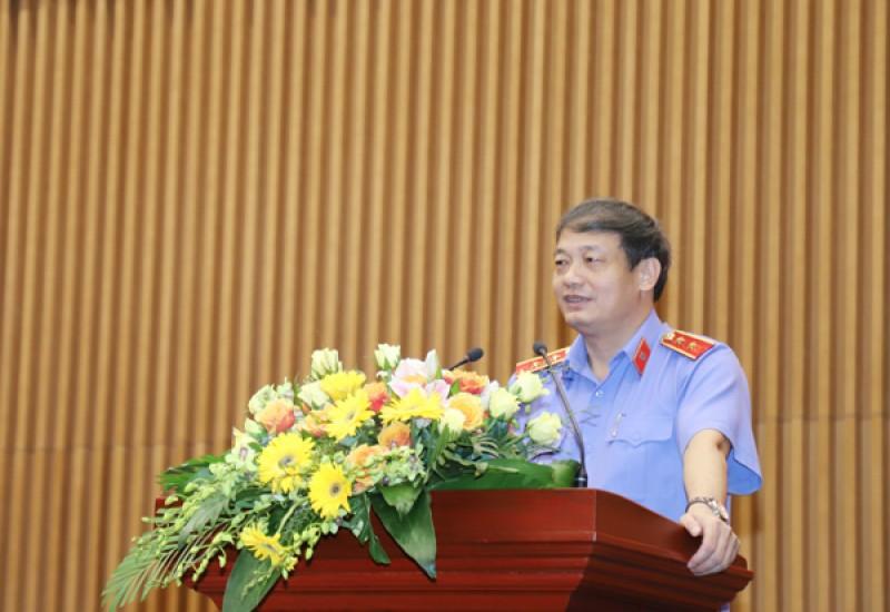 Viện KSND cấp cao tại Hà Nội: Công tác giải quyết án được thực hiện tốt
