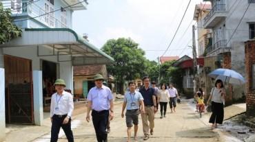 Quốc Oai: Lập phương án khôi phục sản xuất sau ngập úng