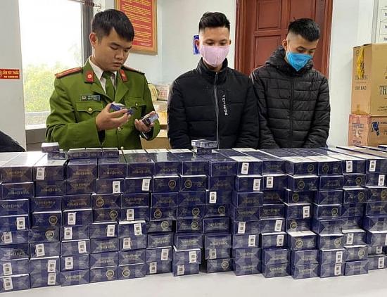 Đẩy mạnh đấu tranh chống buôn lậu, gian lận thương mại và hàng giả