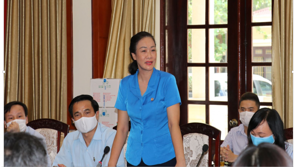 Công đoàn Y tế Việt Nam: Triển khai một số biện pháp cấp bách phòng chống dịch Covid-19