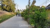Đổi thay trên xã đảo Tiên Hải