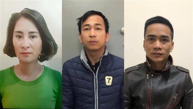 Khởi tố các đối tượng đưa người Trung Quốc nhập cảnh trái phép vào Việt Nam