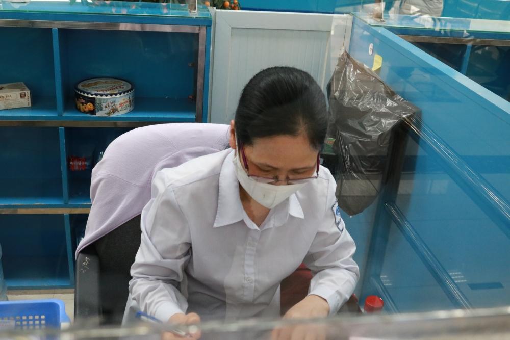 Công tác phòng, chống dịch Covid-19 được tăng cường tại các bến xe
