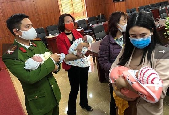 Triệt phá đường dây mua bán trẻ sơ sinh quy mô lớn