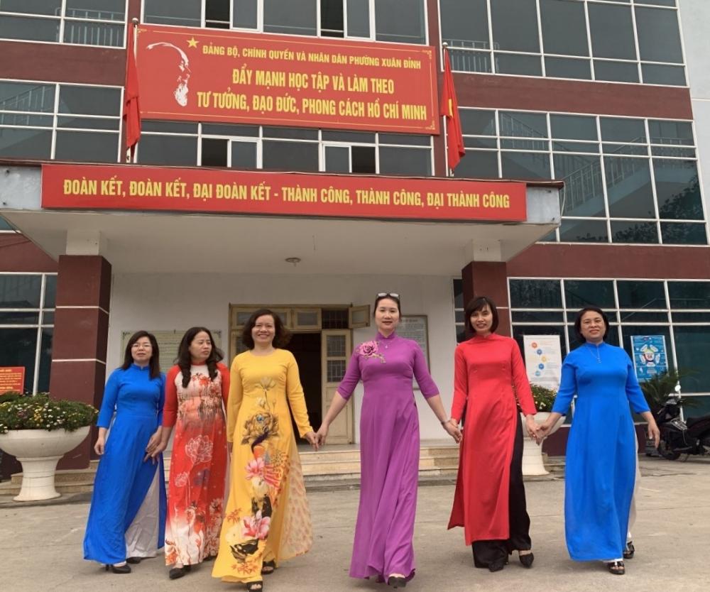 """""""Tuần lễ áo dài"""" lan tỏa vẻ đẹp truyền thống của người phụ nữ Việt Nam"""