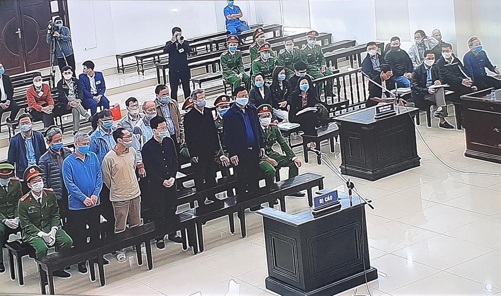 Vụ Ethanol Phú Thọ: Bị cáo Đinh La Thăng bị đề nghị mức án 12-13 năm tù