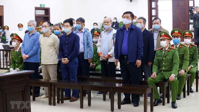 Vụ Ethanol Phú Thọ: Đinh La Thăng bị tuyên phạt 11 năm tù