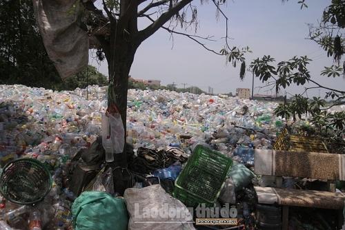 Hà Nội: Ra quân phong trào chống rác thải nhựa