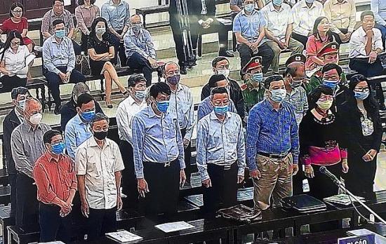 Nguyên tổng giám đốc TISCO bị đề nghị mức án từ 10-11 năm tù