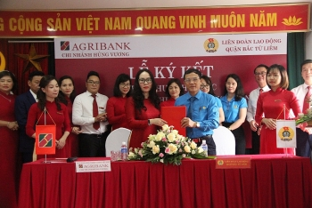 Công đoàn và Ngân hàng ký kết hợp tác về phúc lợi đoàn viên và người lao động