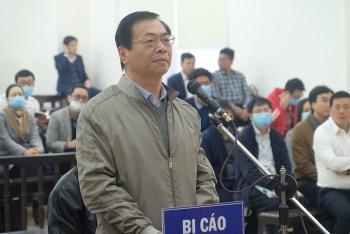Xét xử cựu Bộ trưởng Bộ Công Thương Vũ Huy Hoàng