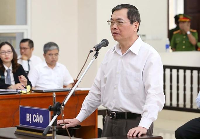 Tuyên phạt cựu Bộ trưởng Bộ Công Thương Vũ Huy Hoàng