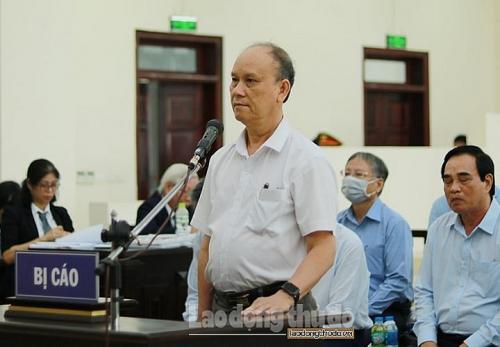 """Phúc thẩm vụ Vũ """"nhôm"""": Hai cựu chủ tịch kêu oan"""