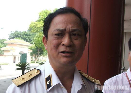 Ông Nguyễn Văn Hiến sắp hầu tòa quân sự