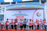 Chợ nhân đạo và Ngày hội hiến máu tình nguyện năm 2020: Nhân lên những hành động nhân văn