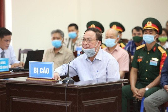 Ông Nguyễn Văn Hiến và thuộc cấp không phải bồi thường 20 tỷ đồng