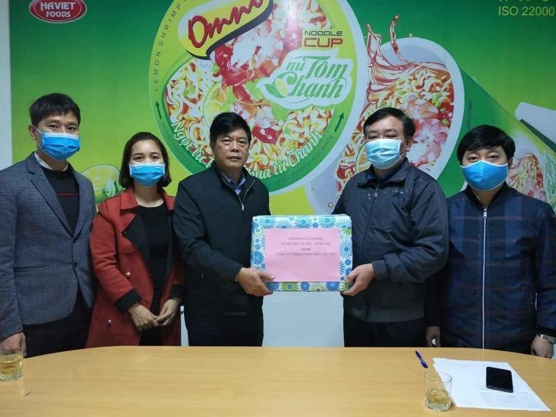 Các cấp công đoàn huyện Phú Xuyên đảm bảo điều kiện an toàn cho người lao động