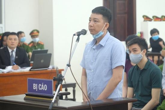 Các bị cáo trong vụ án Nhật Cường bật khóc khi nói lời sau cùng