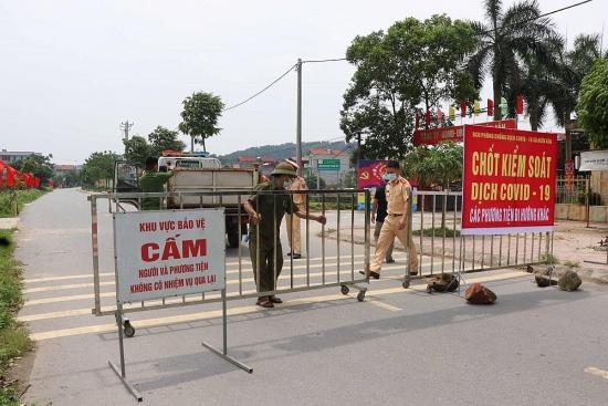 Bắc Ninh: Cách ly y tế toàn bộ huyện Thuận Thành